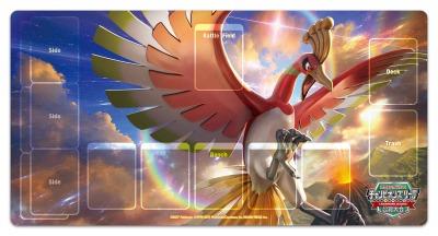 ポケモンカードゲーム ラバープレイマット ホウオウ