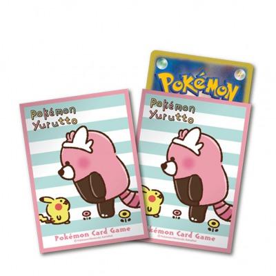 デッキシールド Pokémon Yurutto 遭遇