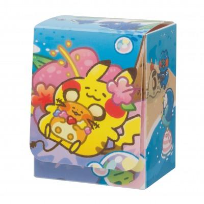 デッキケース Pokémon Yurutto うみあそび