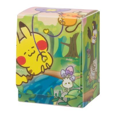 デッキケース Pokémon Yurutto もりさんぽ