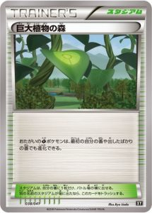 巨大植物の森