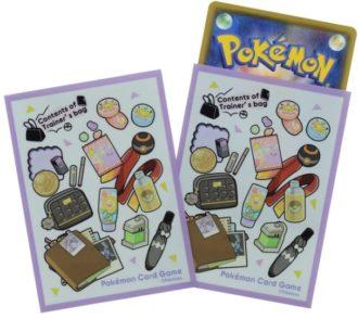 デッキシールド  Contents of Trainer's bag PL