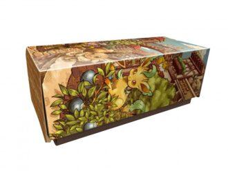 イーブイズセットのカードボックス